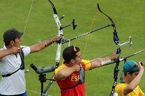 نتایج مسابقات جهانی تیراندازی با کمان  در آرژانتین