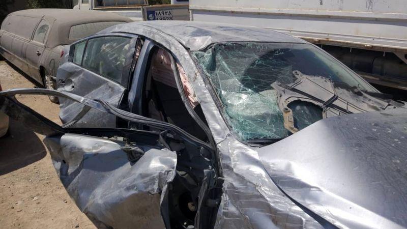 واژگونی خودرویی در کیش یک کشته بر جای گذاشت
