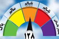 کلانشهر مشهد، در دومین روز پیاپی آلودگی هوا قرار دارد