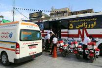 ۹۲هزارمورد مراجعه به اورژانس آذربایجان غربی گزارش شده است