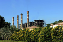 واحد دو بخار نیروگاه بندرعباس وارد مدار تولید شد