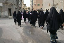 رژیم آل خلیفه از زیارت مقبره شهدای اخیر جلوگیری کرد
