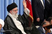 پخش سخنرانی رهبر معظم انقلاب از حرم مطهر امام خمینی (ره)
