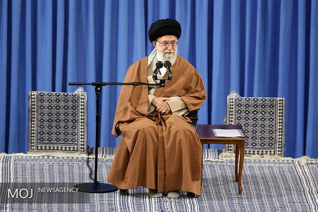 مقام معظم رهبری در پی درگذشت حجتالاسلام مظاهری پیام تسلیتی دادند