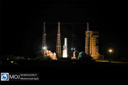 پرتاب ماهواره ظفر