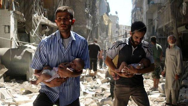 ابراز نگرانی سازمان ملل از وضعیت حقوق بشر و کودکان در سوریه