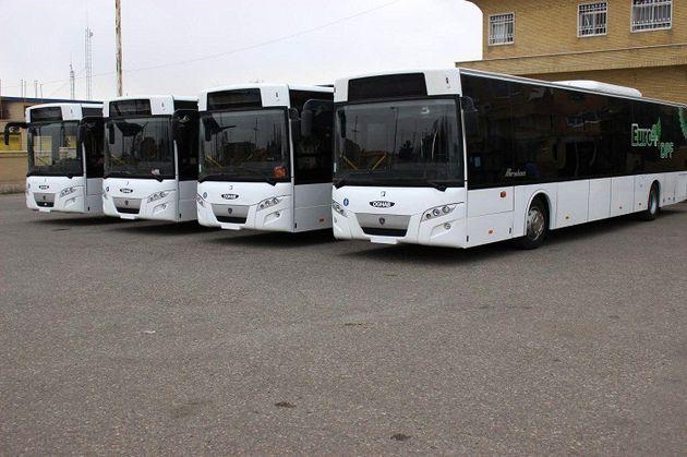 تولید اتوبوس در ایران خودرو دیزل از صفر به 55 دستگاه افزایش یافت