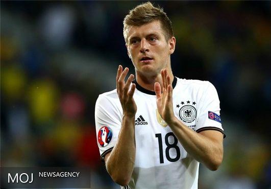 تیم آلمان بهتر از این هم می تواند باشد