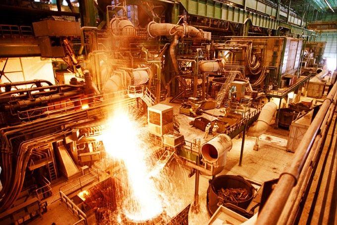 فولاد مبارکه در بهره وری آب موفق تر از سایر فولادسازها