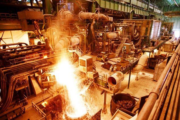 افزایش تولید شرکت ذوب آهن اصفهان در 11 ماهه اول سال جاری