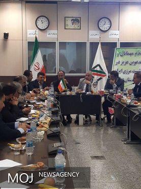 برگزاری نشست مرزی مدیران گمرکات ایران و اقلیم کردستان عراق