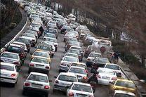 آخرین وضعیت ترافیکی و جوی جادهها در 20 تیر