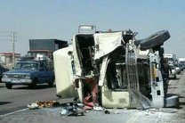 تصادف در جاده های زنجان پنج کشته و مصدوم بر جای گذاشت
