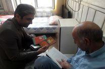 بازدید رییس اداره بهزیستی شهرستان خمینی شهر از سرای سالمندان فرزانگان