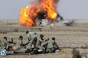دومین روز رزمایش اقتدار ۹۹ نیروی زمینی ارتش