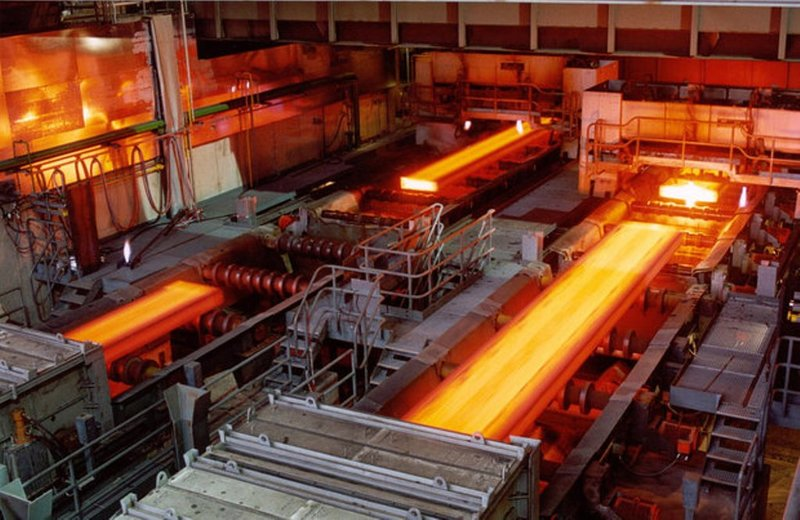 بهره برداری از 2 طرح توسعه ای فولاد مبارکه تا پایان سال