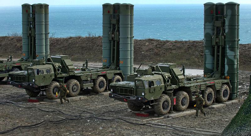 زمان تحویل اس- ۴۰۰ روسیه به ترکیه اعلام شد