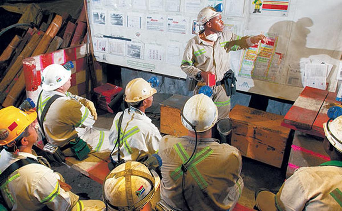برگزاری  ۱۵ دوره آموزشی ایمنی برای ۱۴۴ نفر از کارگران طی سه ماهه ابتدای سال