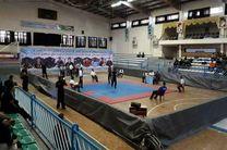 مسابقات قهرمانی کونگ فو بزرگسالان استان کردستان در سنندج برگزار شد