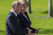 گفتگوی تلفنی رئیس جمهوری روسیه  با صدراعظم آلمان