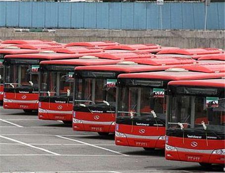۶۲ درصد از ناوگان اتوبوسرانی شهر تهران فرسوده است