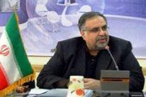 کاهش 40 درصدی بارشها در شرق استان اصفهان