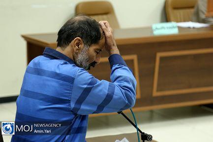 جلسه رسیدگی به اتهامات مسلم بلالپور و محبوبه صادقی