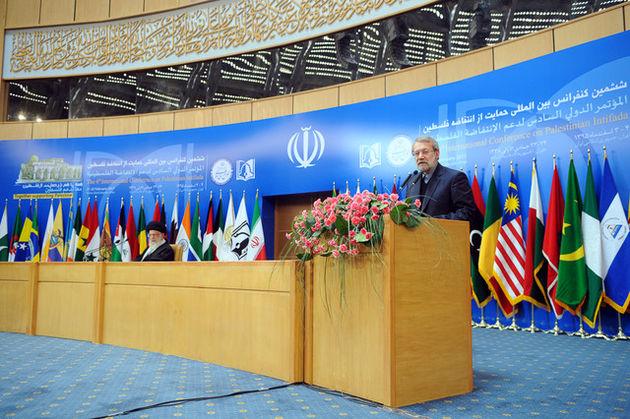 لاریجانی: مساله مقاومت موضوعی جهانی است