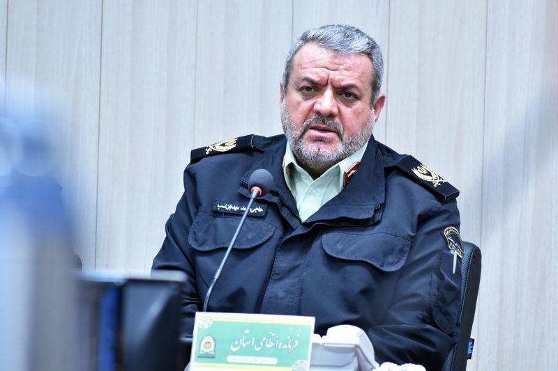 گروهبان روح الله شکر زاده در عملیات مبارزه با سارق سابقهدار به شهادت رسید