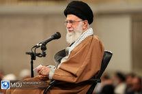 پخش زنده بیانات رهبر معظم انقلاب از شبکه خبر و شبکه یک سیما