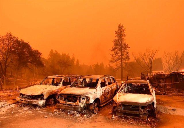 کالیفرنیا در وضعیت بحرانی قرار گرفت