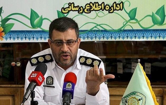 انتقال 855 دستگاه خودروی دارای نقص فنی به تعمیرگاه در اصفهان