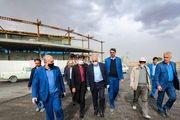 پروژه ادامه بلوار فرزانگان تا تقاطع غیر همسطح آفتاب افتتاح شد