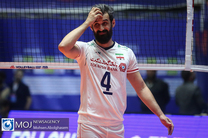 نتیجه بازی والیبال ایران و فرانسه/ شکست ایران مقابل فرانسه در روزی بد