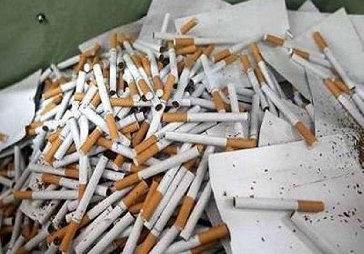 کشف بیش از 37 هزارنخ سیگار قاچاق در اصفهان / دستگیری یک نفر توسط نیروی انتظامی