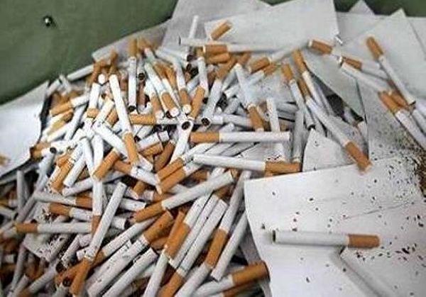 کشف بیش از 5 هزار نخ سیگار قاچاق در خمینی شهر
