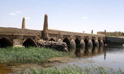 آغاز مرحله اول مرمت آخرین پل تاریخی زاینده رود در شرق اصفهان