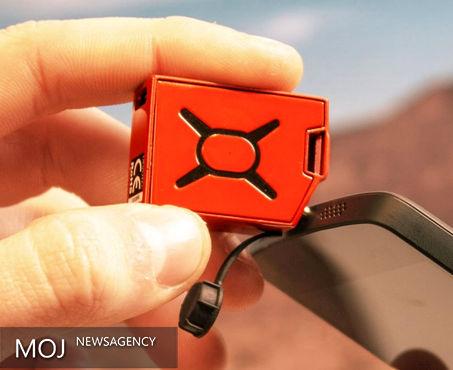 کوچکترین شارژر موبایل در جهان + تصاویر