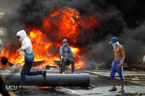 آشوب در خیابان های ونزوئلا