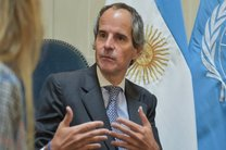 دیدار مدیرکل آژانس بین المللی انرژی اتمی با علی اکبر صالحی