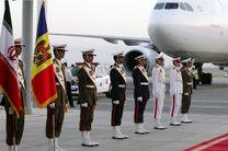 رئیس جمهور مولداوی و پادشاه لسوتو وارد تهران شدند