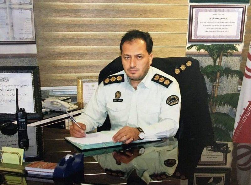 کشف ۱۰۵ کیلو گرم تریاک در عملیات مشترک پلیس استان تهران و گلستان