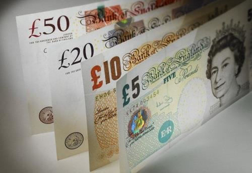 کاهش ۴۰۰ تومانی قیمت پوند انگلستان در بهار امسال
