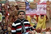 کارآفرین هرمزگانی در نمایشگاه Tarim Fuari ترکیه