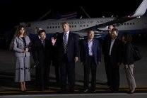 آزادی گروگان های آمریکا از کره شمالی بدون پرداخت پول انجام شد