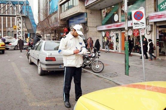 اعمال بخشودگی دو برابری جرایم رانندگی در دفاتر پلیس +۱۰ اصفهان