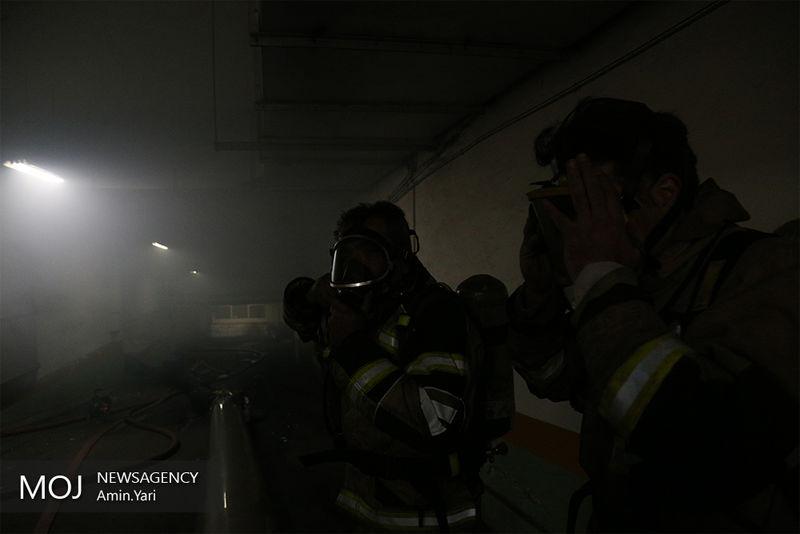 ساختمان برق وزارت نیرو تا حد زیادی ایمن سازی شد