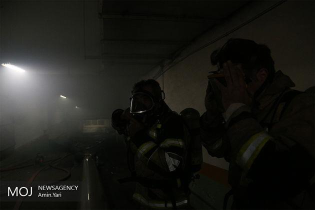 اردکانیان در جلسه ستاد مدیریت بحران حادثه آتش سوزی ساختمان وزارت نیرو حضور یافت