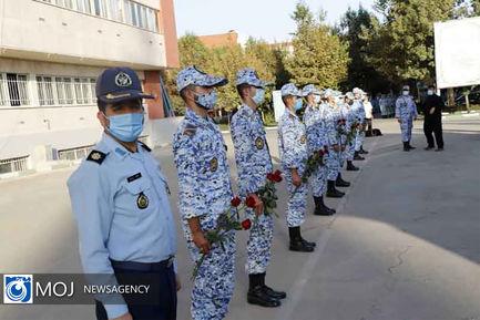 استقبال از دانشجویان جدیدالورود دانشگاه هوایی شهید ستاری