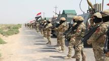 آغاز عملیات گسترده نیروهای حشد شعبی و امنیتی عراق در صحرای غربی کربلا